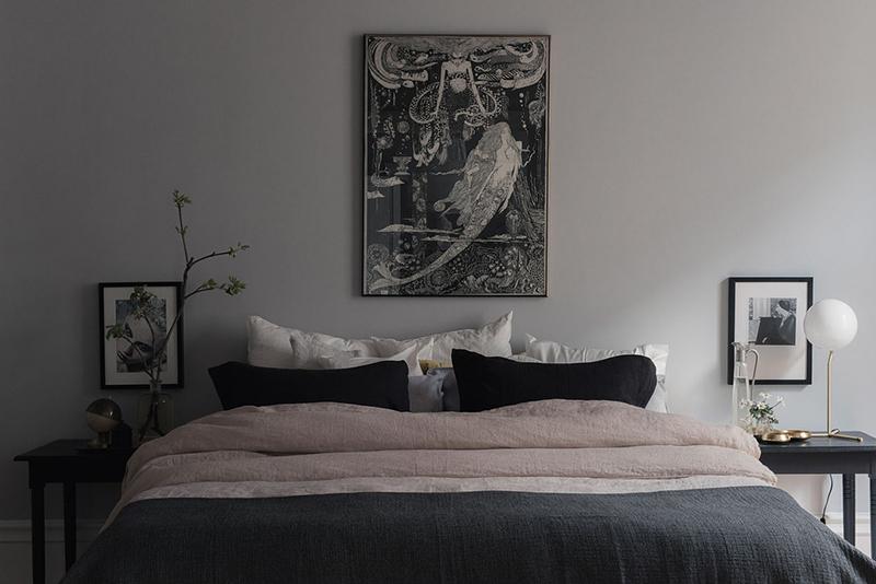 Apartamento em Estocolmo imagem: via Wrede