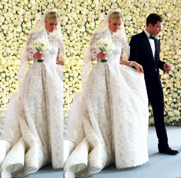 Casamento Nicky Hilton e James Rothschild  imagem: instagram