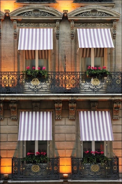 APARTAMENTOS EM PARIS - DECOR INSPIRAÇÃO imagem: via pinterest
