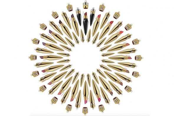 Batons Louboutin  imagem: divulgação