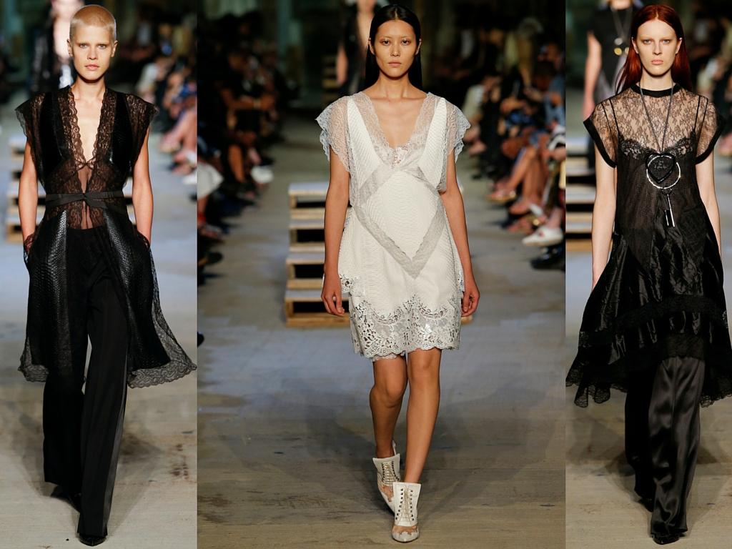 Givenchy - Verão 2016 imagem: reprodução