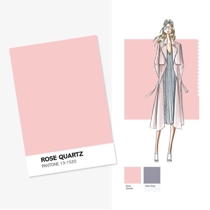 Rosa quartzo - a cor do verão 2016 imagem: pantone