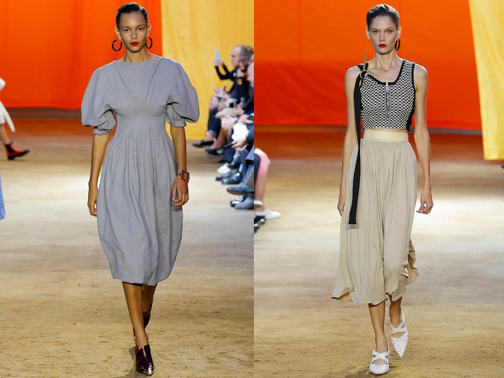 Céline - Verão 2016 imagem: reprodução/ montagem blog Buyer & Brand