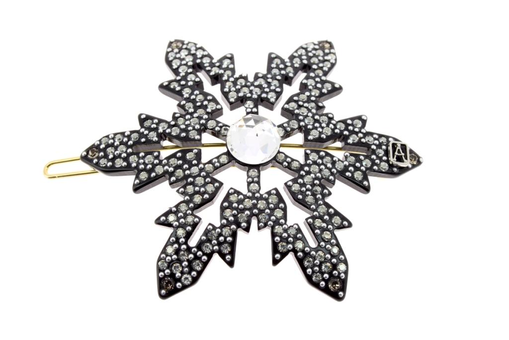 ALEXANDRE DE PARIS ATB-16594-03 cor (N) PRESILHA SNOW R$ 860,00