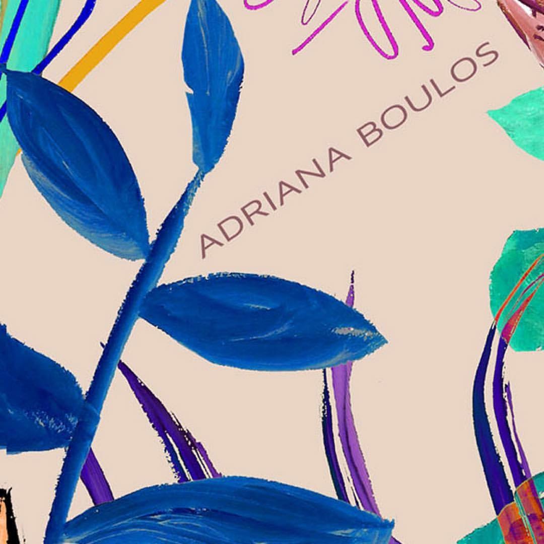 Adriana Boulos para a PRINT SP