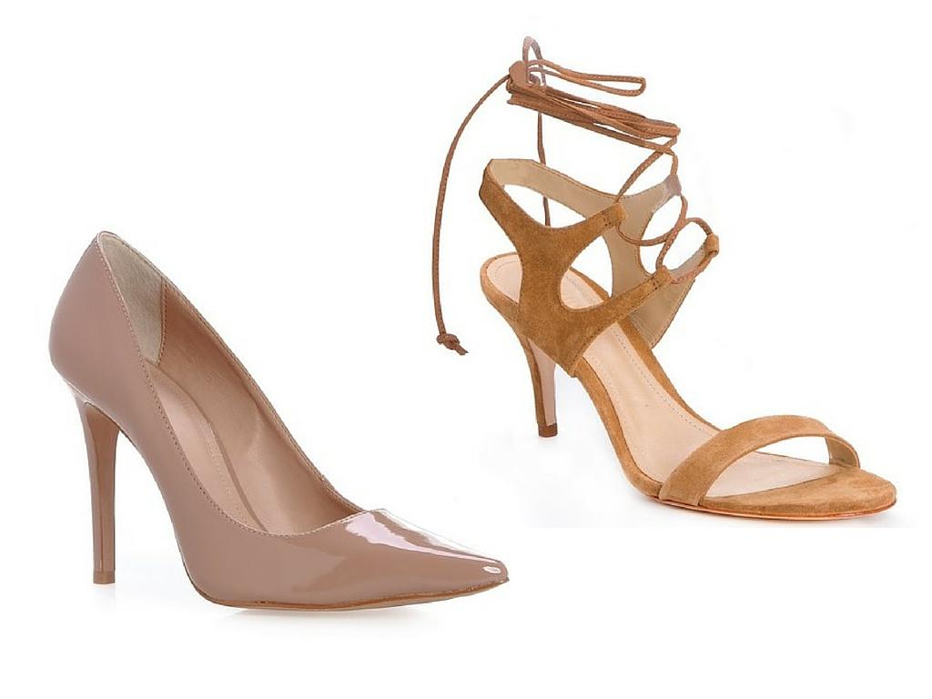 1- scarpin My Shoes-aqui 2-Sandália Schutz - aqui imagem; via shop2gether