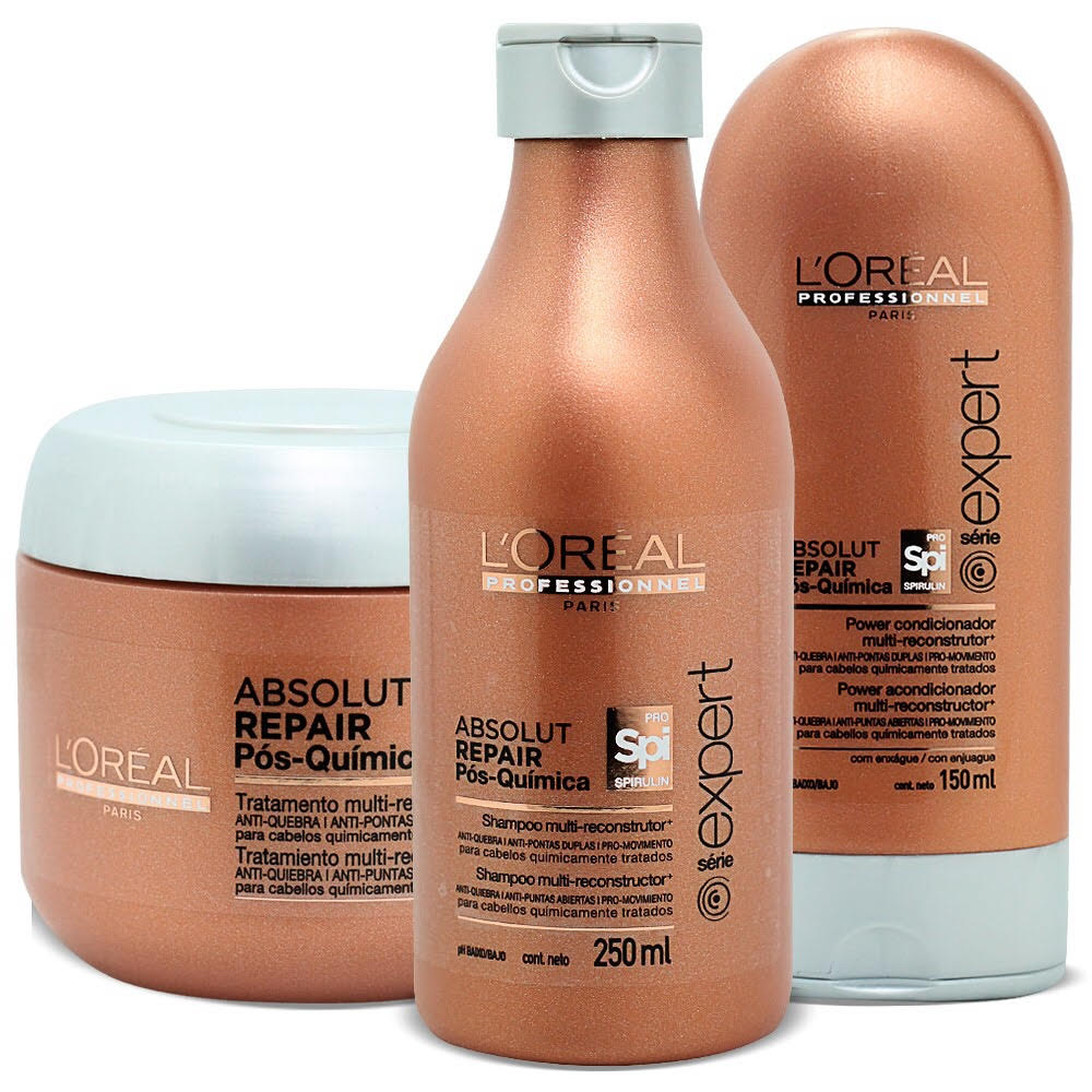 Absolut Repais L'Oréal imagem: divulgação
