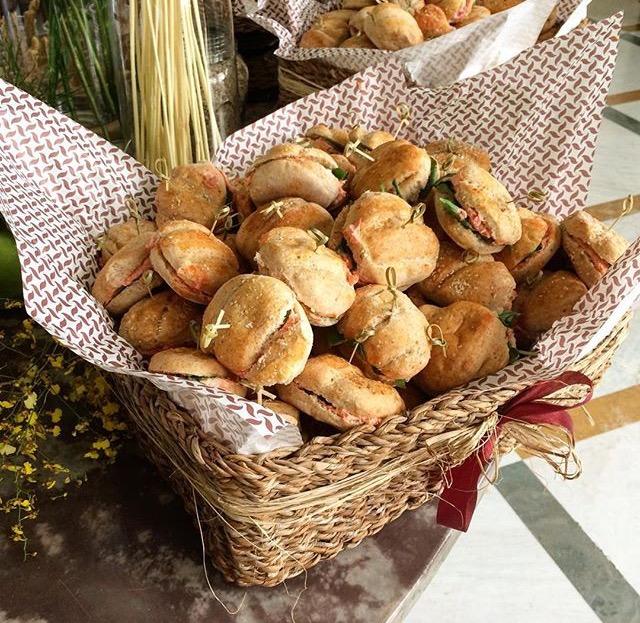 Os pães da LivLight nutrição Gourmet imagem: instagram/ divulgação