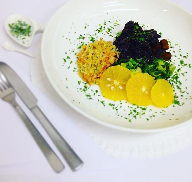 Comidinha delícia da LivLight nutrição Gourmet imagem: instagram/ divulgação