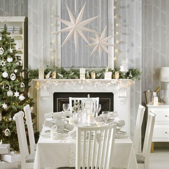 Decoração de Natal imagem: via pinterest
