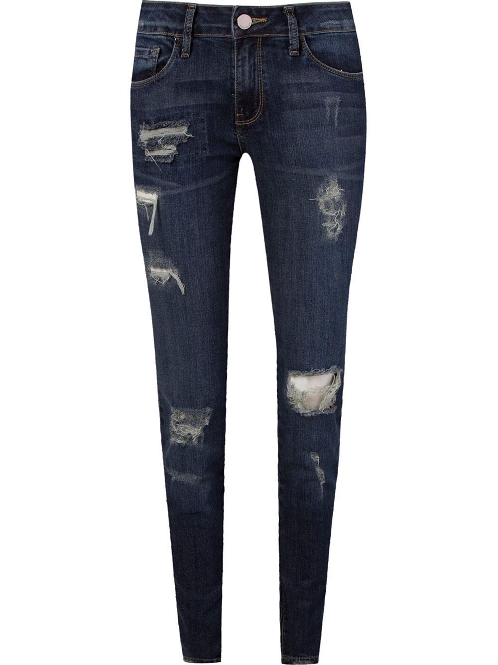 Calça Skinny Bobstore - compre AQUI imagem: divulgação/ farfetch
