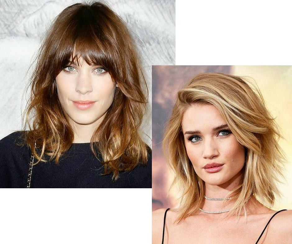 Um lindo corte de cabelo vale por mil acessórios imagem: via pinterest