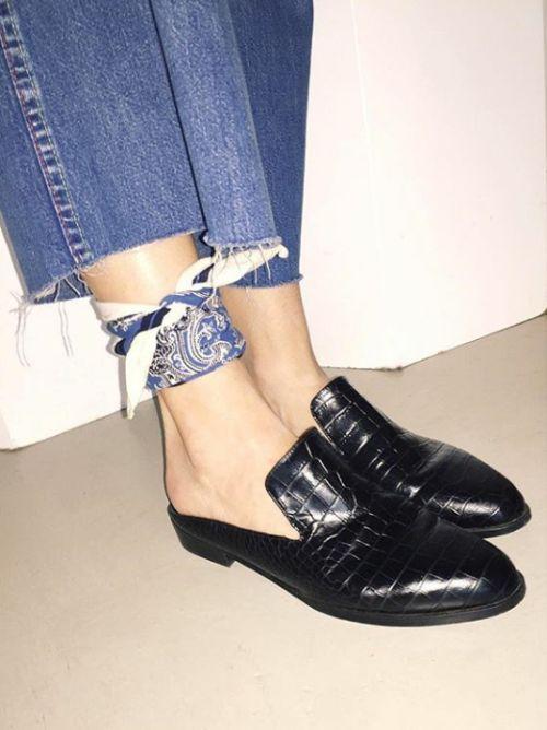 Como tornozeleira imagem: via pinterest